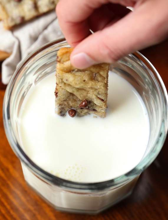 Chocolate Chip Cookie Dunkers Cookies And Cups
