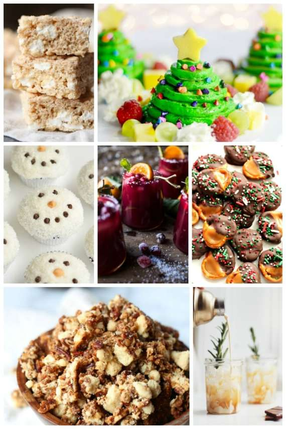 Holiday Baking List!