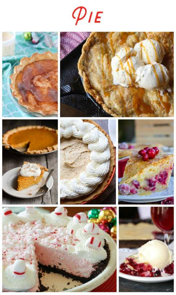 Holiday Pie ideas