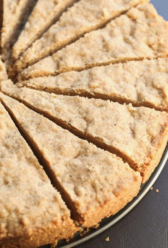 Browned Butter Shortbread
