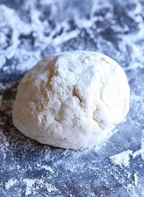 Parmesan Garlic Biscuit Rolls