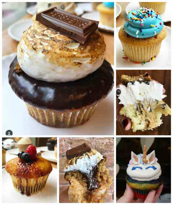 NYC MUST DESSERTS: Molly's Cupcakes