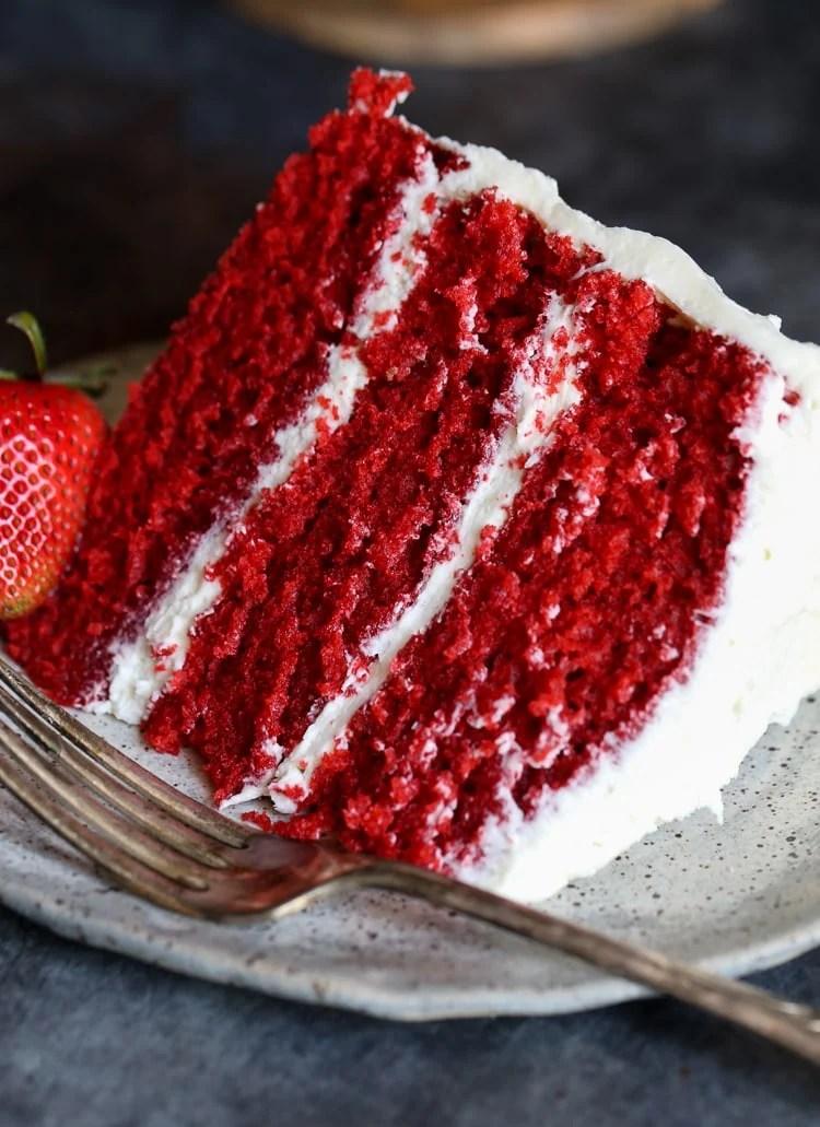 How to make a red velvet cake