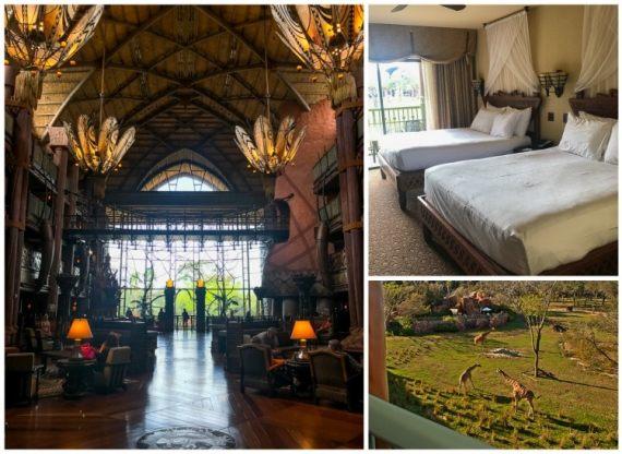 Animal Kingdom Lodge Jambo House