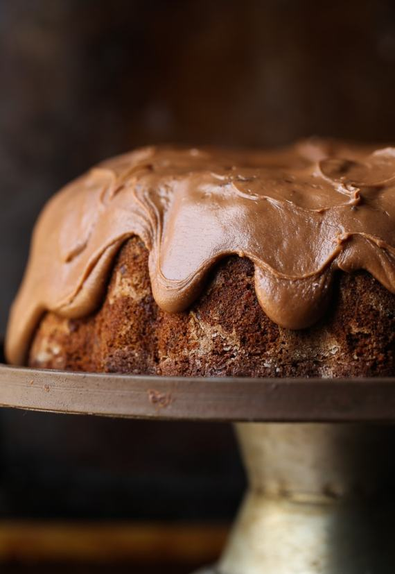 Lunch Lady Chocolate Butter Cake... SO GOOD!