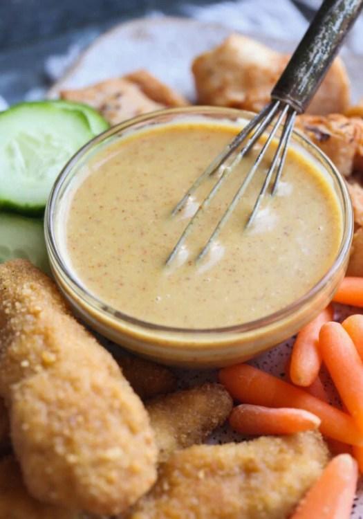 Easy Honey Mustard Recipe
