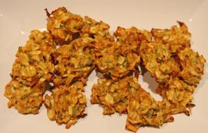 Baked Cabbage Pakoda