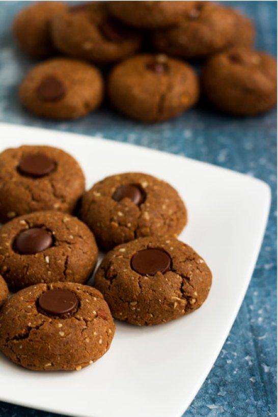 Chocolate Almond Cookies_Final