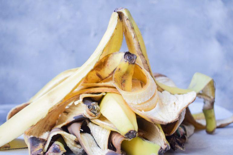 {Food} Bananenschalen in aller Munde