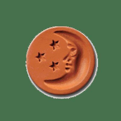 1033 Man in the Moon Cookie Stamp | CookieStamp.com