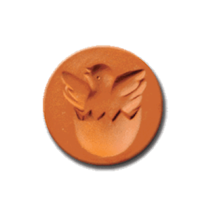1053 Baby Chick Cookie Stamp | CookeiStamp.com