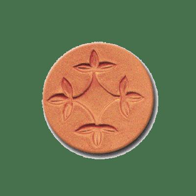 CR 302 Rycraft Turkey Tracks Craft Stamp | CookieStamp.com