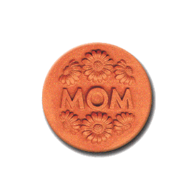 383 Heirloom Rycraft Mom Cookie Stamp | CookieStamp.com