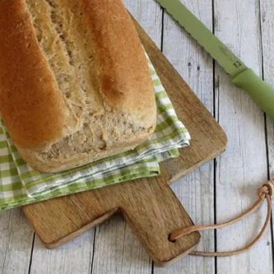 Saftiges Vollkorn-Toast (vegan möglich)