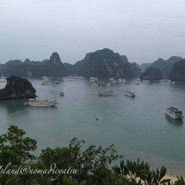 My 7 Wonders Includes Ha Long Bay