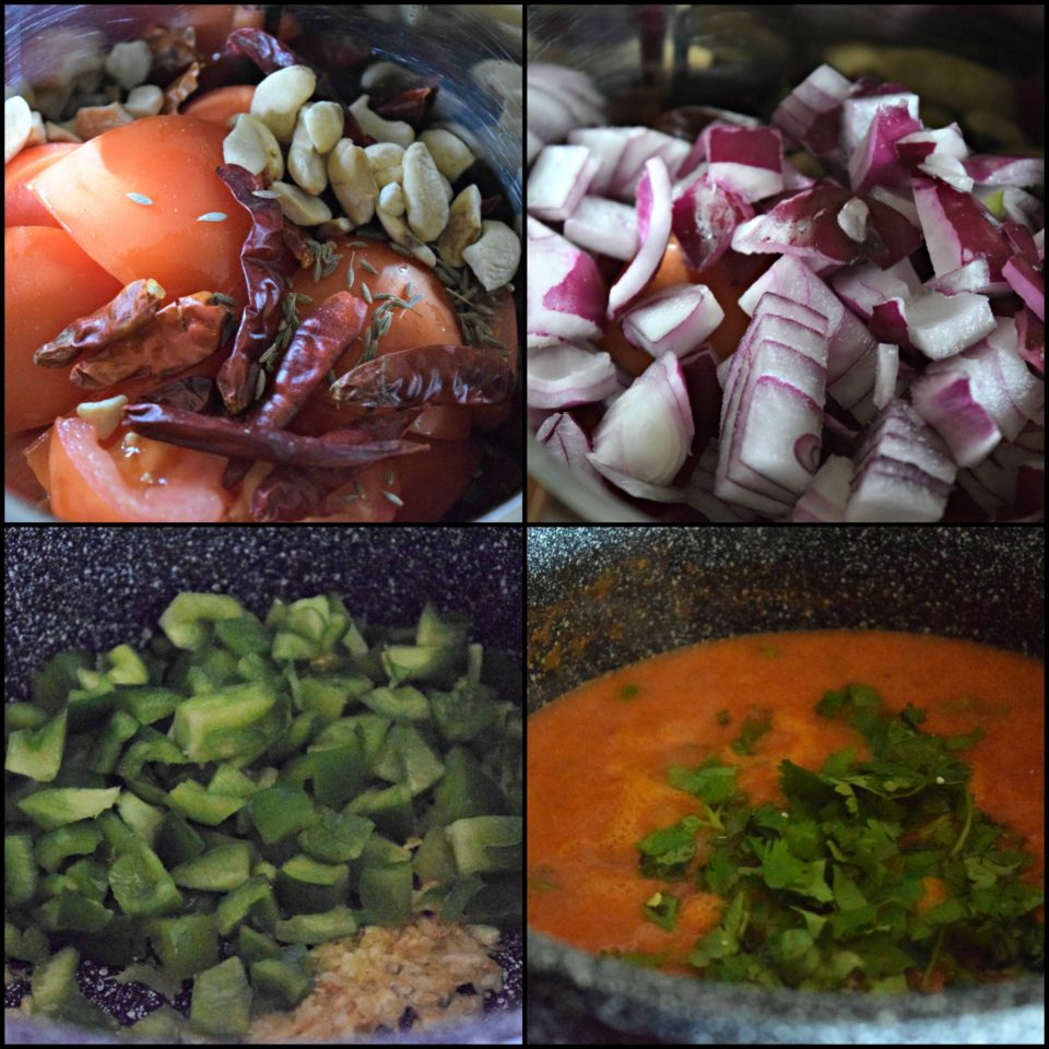 Chilly Paneer in Tomato Capsicum GravyCurries & Gravies