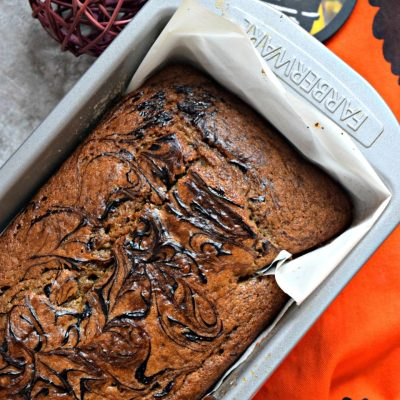 Whole Wheat Chickoo Fig Bread Cake
