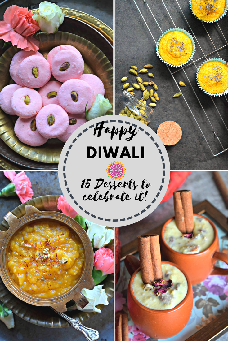 15 Desserts to try this Diwali!Recipe Round-Ups