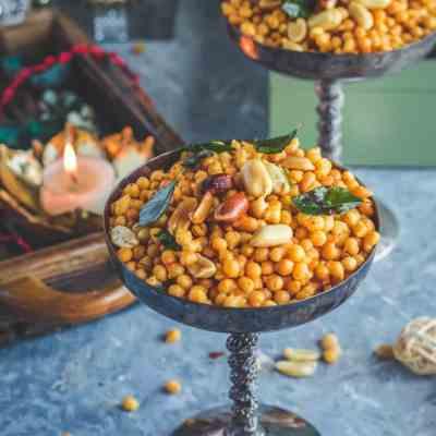 Kara Boondi Mixture | Namkeen Boondi – Dry Snack