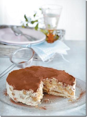 Τιραμισού τούρτα