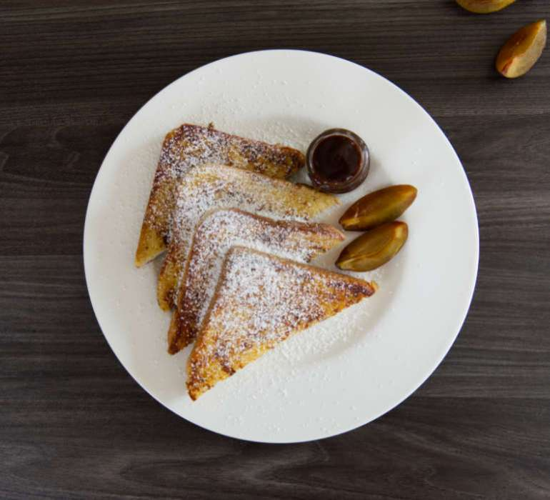 Armer Ritter with Plum