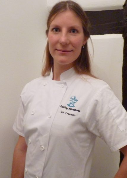 Liz Freeman, Cooking Adventures, cooking parties, cooking lessons
