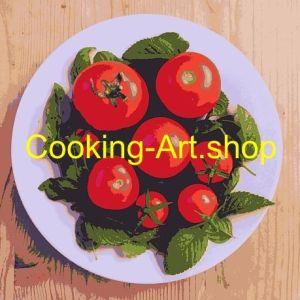 Tomatengruppe I – Pop Art, groß