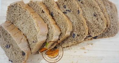 Resep Roti Kopi Kismis Menggunakan Bread Machine ReBread