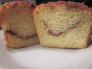 coffee cake inside 001