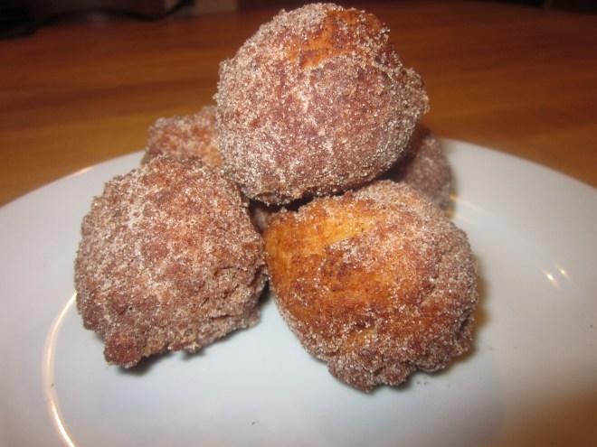 doughnut holes 296