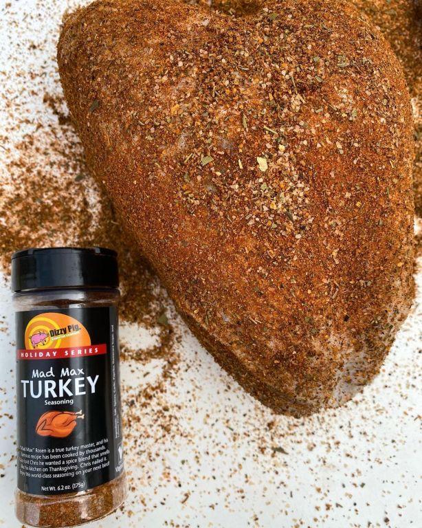 poultry seasoned turkey