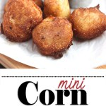 mini corn dogs