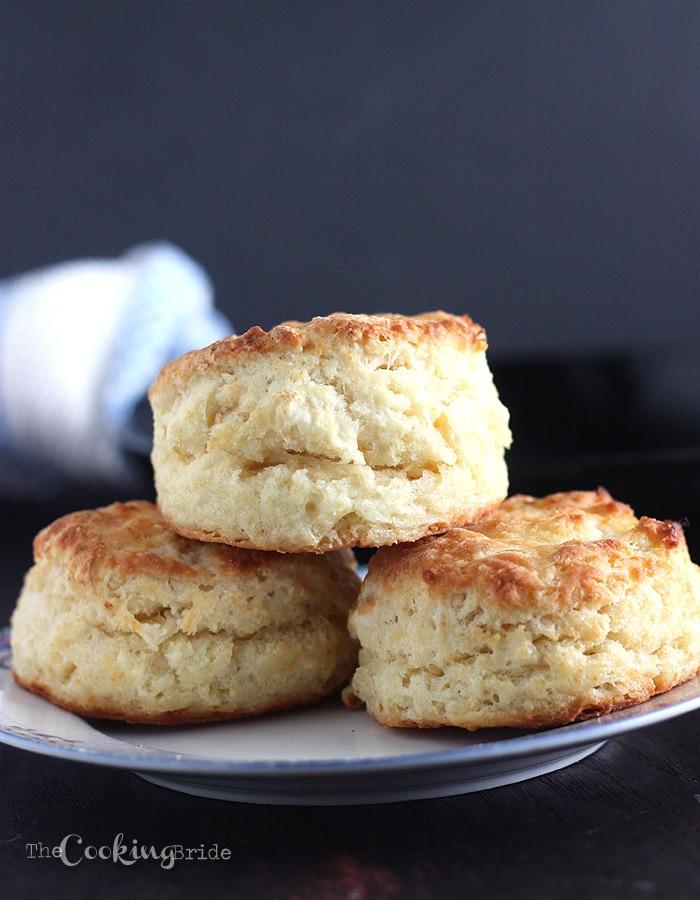 Buttermilk Biscuits - CookingBride.com