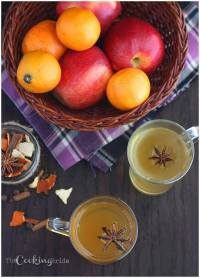 DIY homemade mulling spices recipe for apple cider or mulled wine. Perfect for chilly Fall nights! Add a jigger of spiced rum for extra warmth.