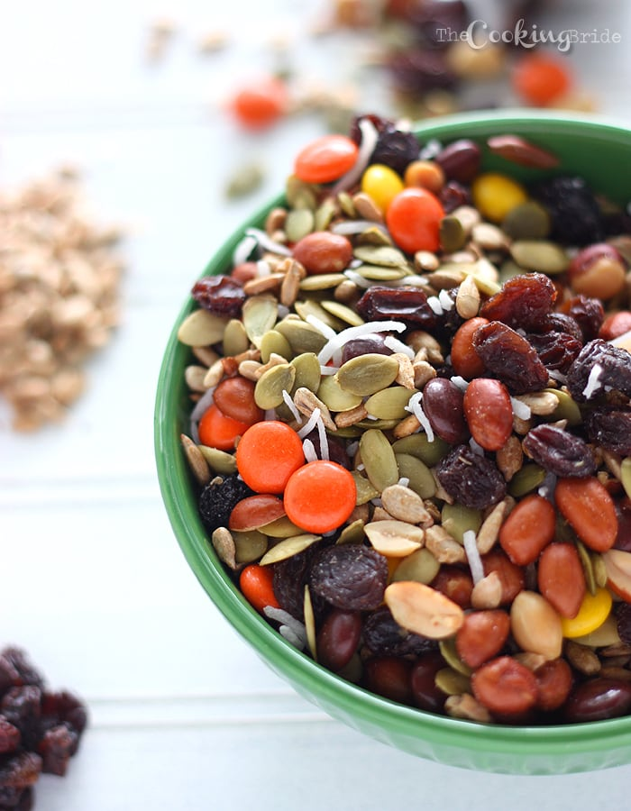 Reece's Trail Mix Recipe