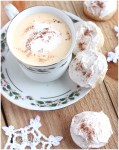 Eggnog Cookies with Buttercream Icing - CookingBride.com
