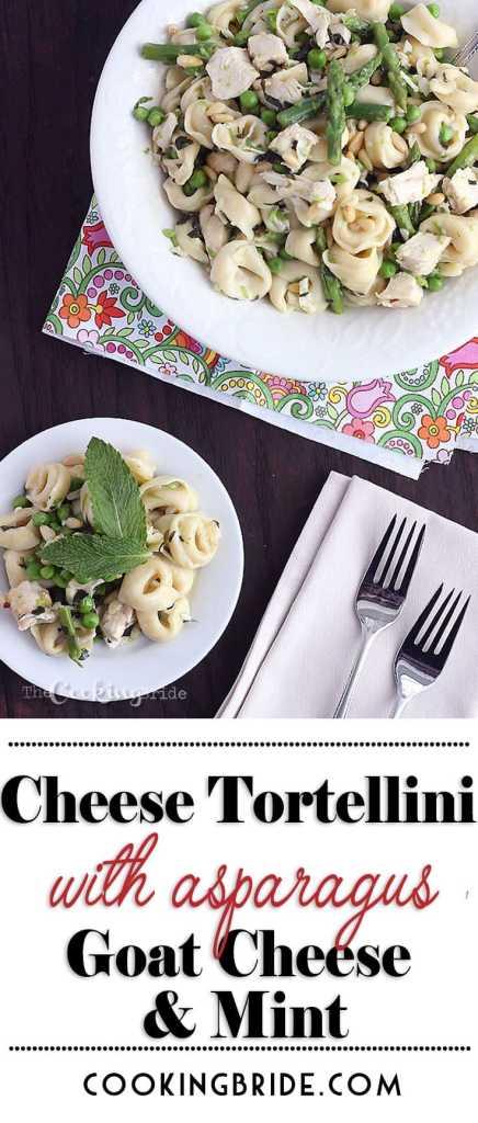 cheese tortellini recipe
