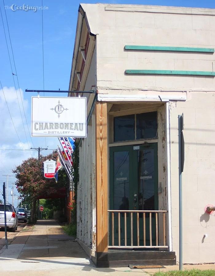Charboneau Distillery - CookingBride.com