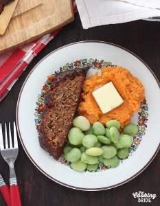 Barbecue Bacon Meatloaf - CookingBride.com
