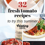 Fresh tomato recipes