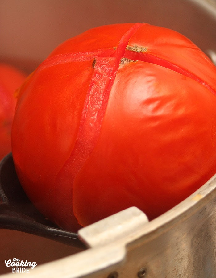 How to Can Diced Tomatoes