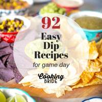92 Easy Game Day Dip Recipes