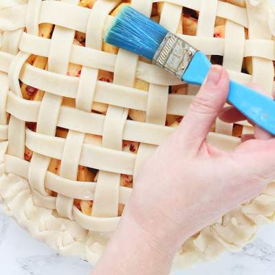 Step-by-Step Guide to Lattice Pie Crust