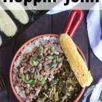 Instant Pot Hoppin' John