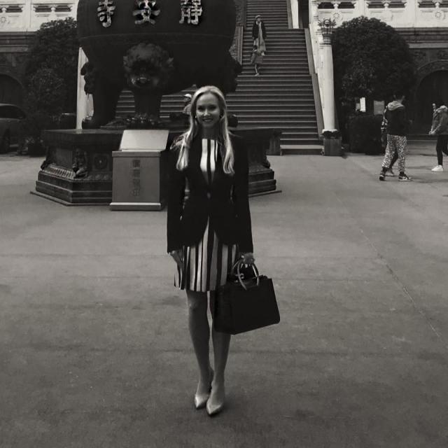 Alicia Froio China