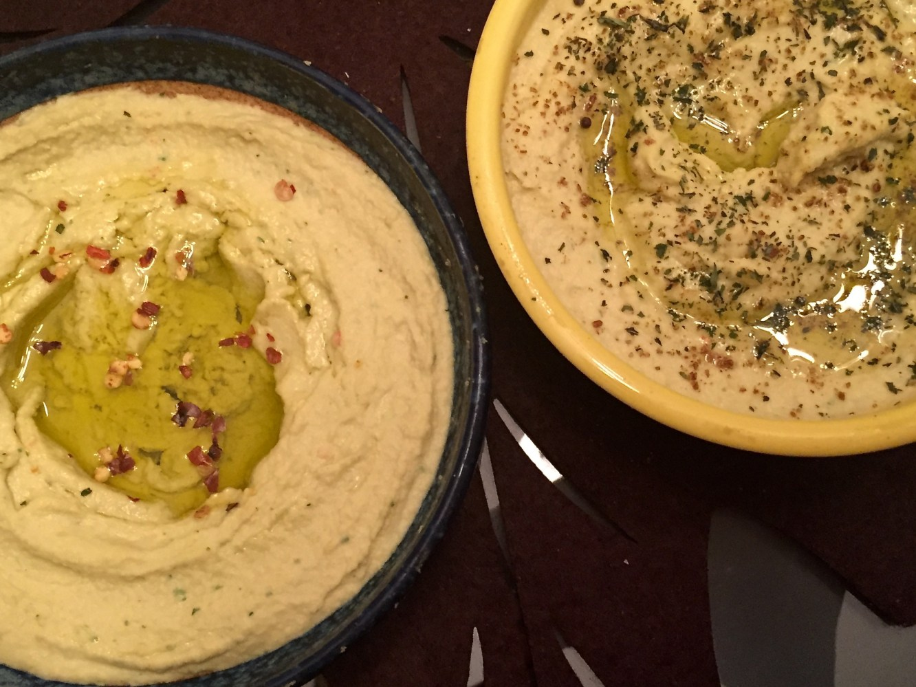 How To Make Hummus From Chickpeas In A Can