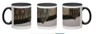 Nature's Sketch Mug Wraparound I