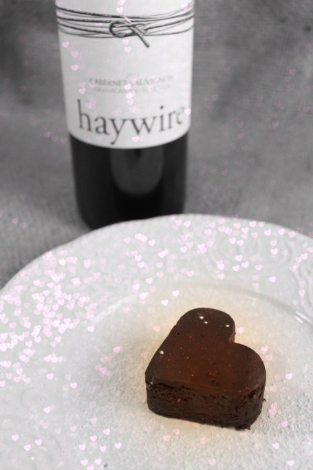 brownies and haywire wine