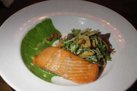 Earls Salmon Salad