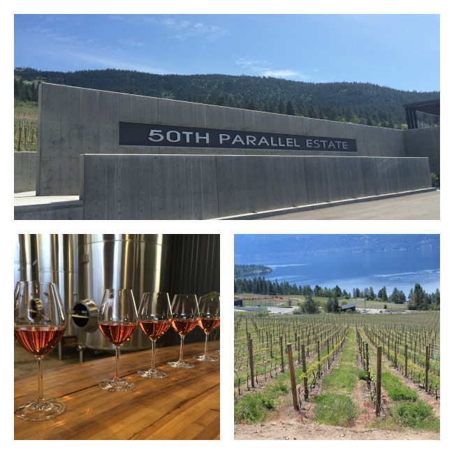 50th parallel winery vernon
